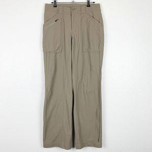 REI Coop Tan Endeavor Outdoor Performance Pants